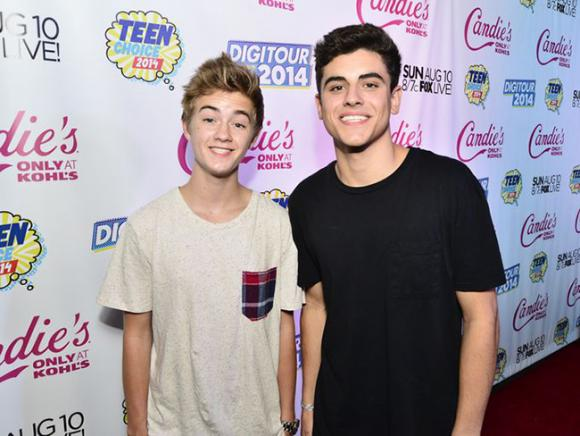 Jack & Jack at The Rave Eagles Club