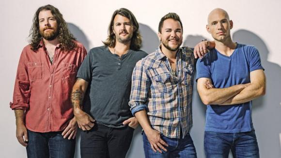 Eli Young Band at The Rave Eagles Club