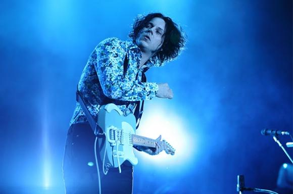 Jack White at The Rave Eagles Club