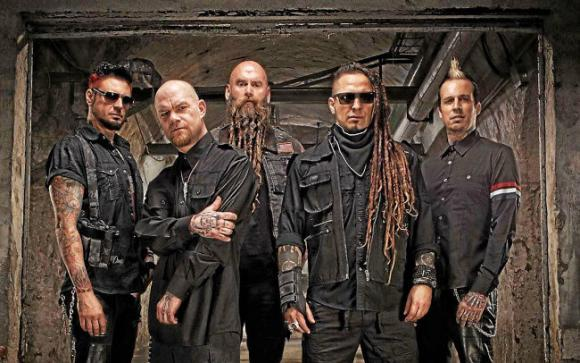 Five Finger Death Punch at The Rave Eagles Club