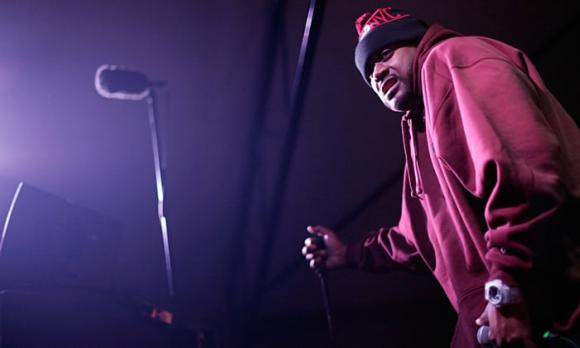 Ghostface Killah at The Rave Eagles Club