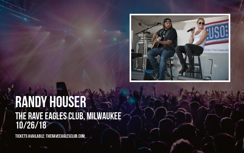 Randy Houser at The Rave Eagles Club