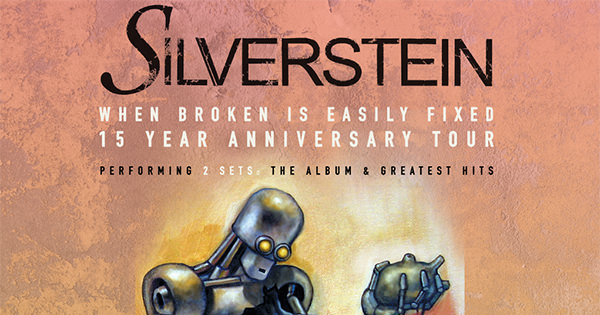 Silverstein, Hawthorne Heights & As Cities Burn at The Rave Eagles Club