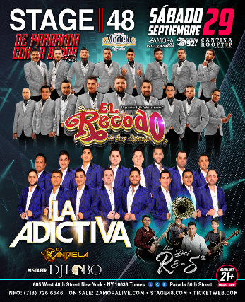 Banda El Recodo at The Rave Eagles Club