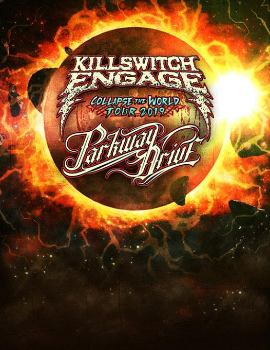 Killswitch Engage & Parkway Drive at The Rave Eagles Club