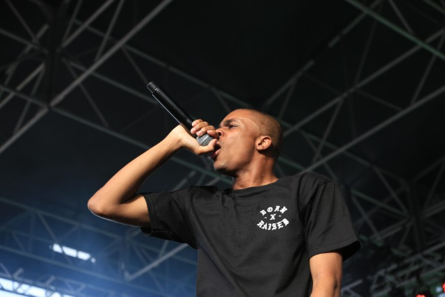 Vince Staples at The Rave Eagles Club