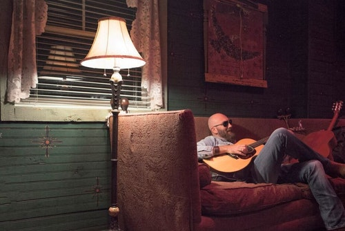 Corey Smith at The Rave Eagles Club