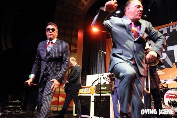The Mighty Mighty Bosstones at The Rave Eagles Club