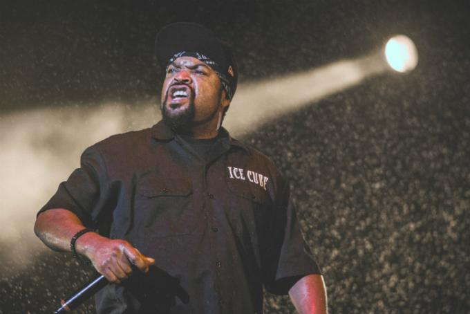 Ice Cube at The Rave Eagles Club