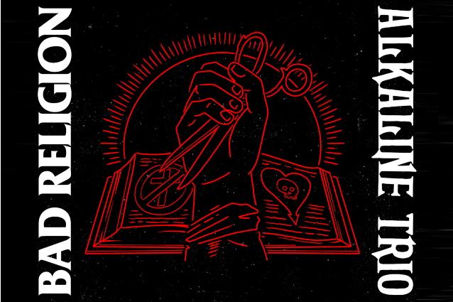 Bad Religion & Alkaline Trio at The Rave Eagles Club