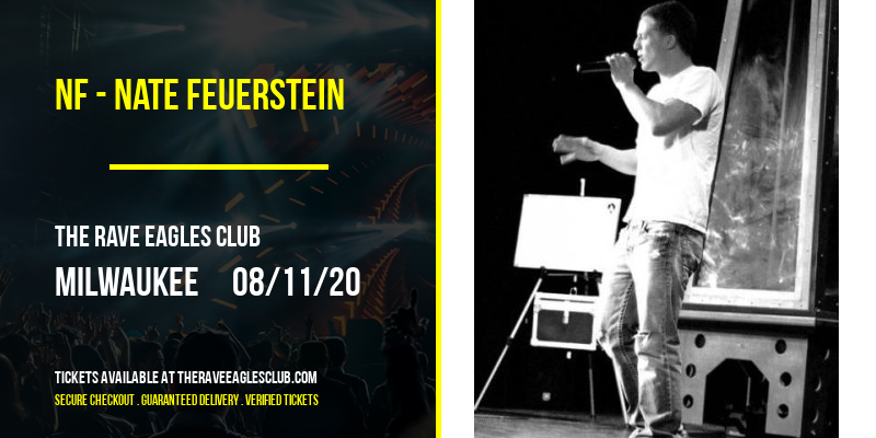 NF - Nate Feuerstein at The Rave Eagles Club