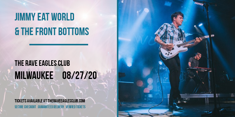 Jimmy Eat World & The Front Bottoms at The Rave Eagles Club