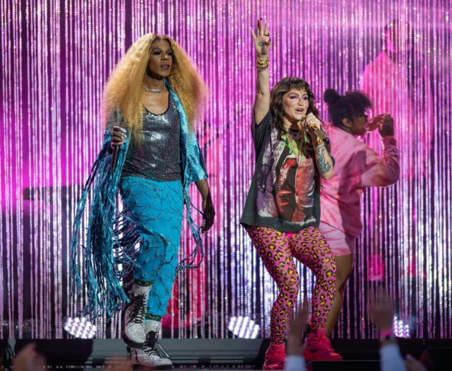 Kesha & Big Freedia at The Rave Eagles Club