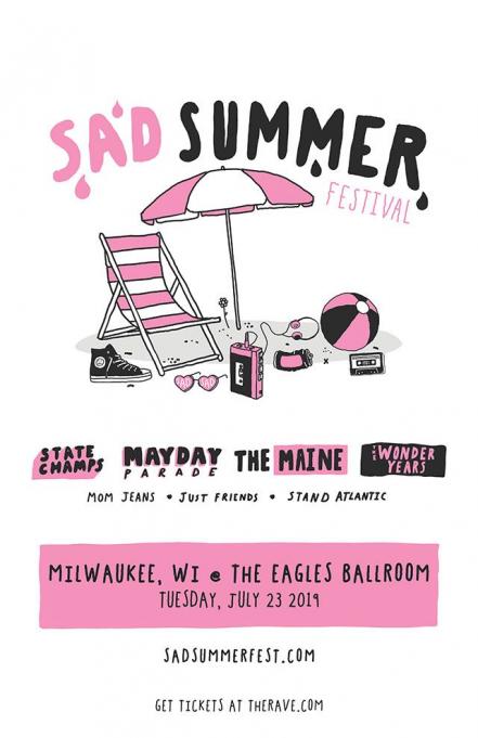 Sad Summer Festival at The Rave Eagles Club