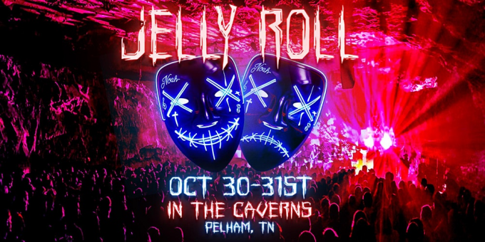 Jelly Roll at The Rave Eagles Club