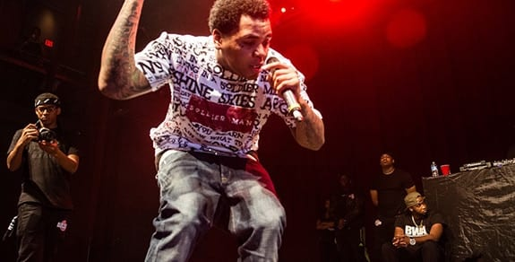 Kevin Gates at The Rave Eagles Club